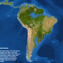 mapa-america-sul-gelo-derretido