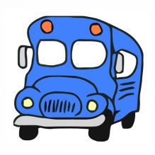 blue-bus-bus