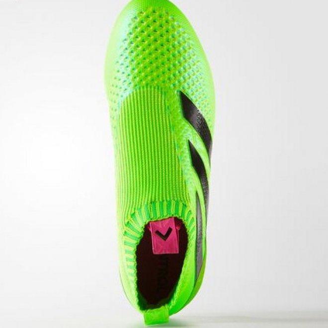 789afd0ec6c85 Adidas lança oficialmente a 1ª chuteira sem cadarço – estreia com ...