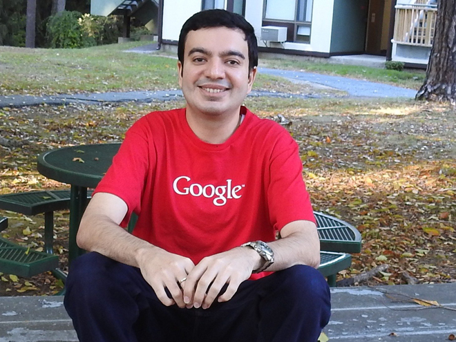 Sanmay-Ved-google