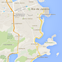 google-maps-rio-de-janeiro