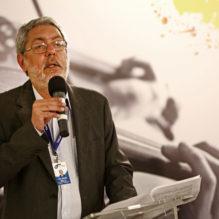 Brasília  - Jornalista Ricardo Melo toma posse no cargo de diretor-presidente da Empresa Brasil de Comunicação - EBC (Juca Varella/Agência Brasil)