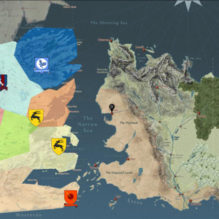 Quartermaester-map