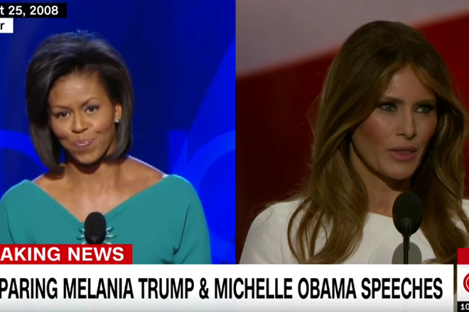 michelle-vs-melania