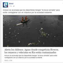rio-2016-jornal-emol-chile-agua-poluida
