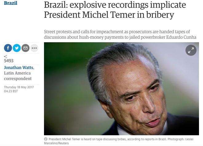 brasil-temer-18-maio-2017-guardian