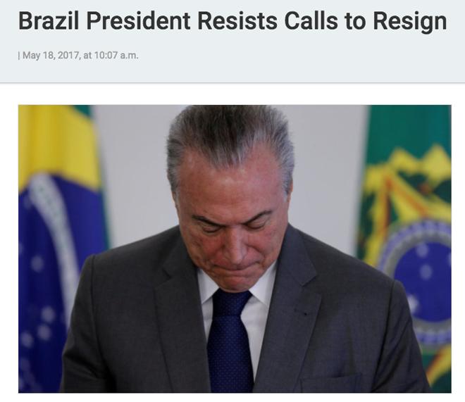 brasil-temer-18-maio-2017-usnews