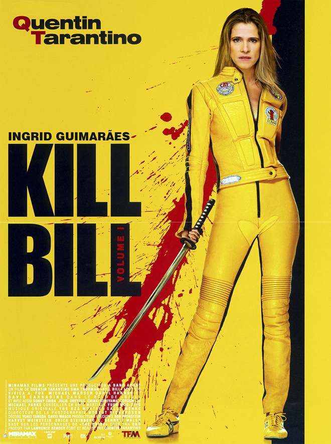 Kill Bill_Ingrid Guimarães