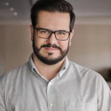 André Marques VP Criação