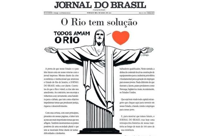 edicao-especial-com-quatro-cadernos-do-jornal-do-brasil