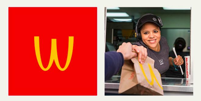 McDonalds-Flip-Golden-Arches-Logo-International-Woman-Day