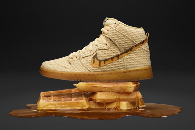 0171ec287f5 Nike lança tênis inspirado em waffle