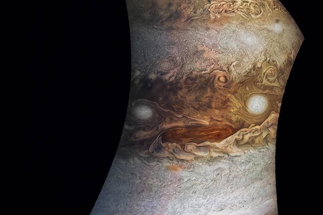 Júpiter tem um rosto – veja o que essa foto da NASA revelou ;-)