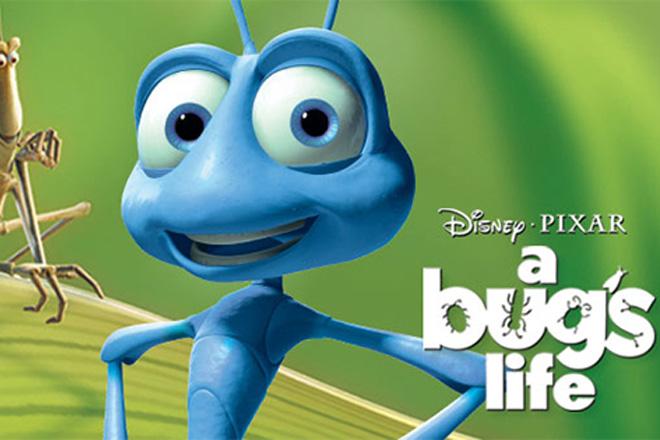 Qdo o algoritmo do Netflix nao funciona – insetos inofensivos e outros nem tanto