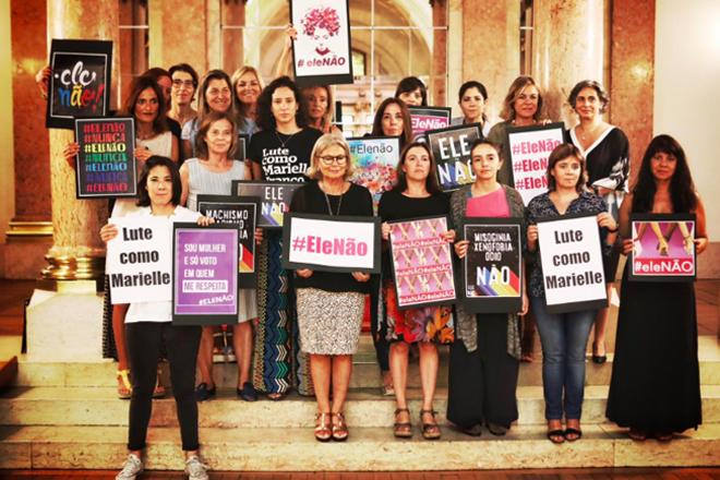 """O Brasil no Parlamento Português – o """"#EleNao"""" das deputadas portuguesas"""