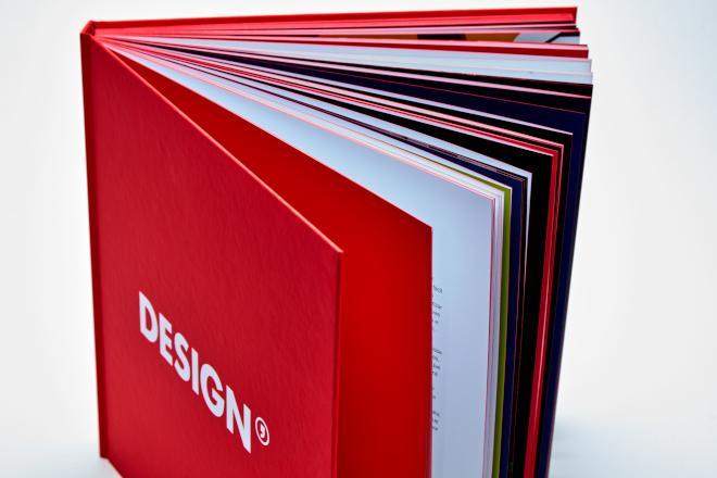 GAD' lança livro Design to Branding - 35 anos de história - Blue Bus